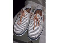 Timberland Boat/Deck Shoes UK9