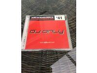 DMC DJ Only CD