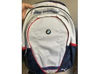 Brand new BMW backpack