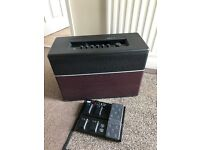 Line 6 Amplifi 150 Amplifier with FBV MKII Foot Controller