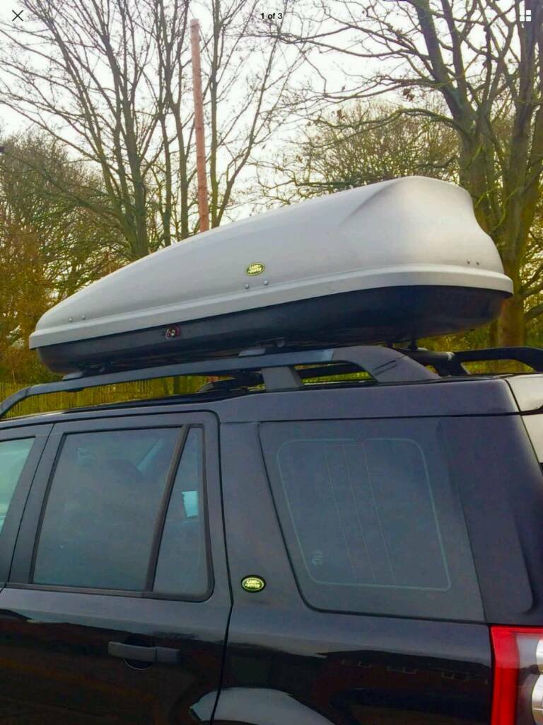 Landrover Roof box