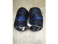 2 x Outwell Contour Junior sleeping bags for camping