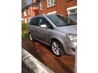 Vauxhall Zafira 7 seater CDTi Elite 5dr , 62753 miles, Diesel,Good Runner