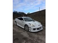 TOYOTA CELLICA 2.0 ST TURBO FULLY LOADED (FRESH IMPORT 1 OWNER)