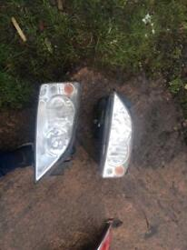 Ford mondeo lights