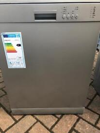 Currys Ce Silver Full Size Dishwasher New and Unused