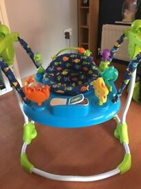 Mothercare Rainforest Jumperoo- good condition