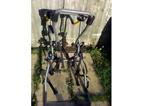 High level bike rack for car excellent condition
