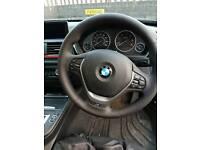 Bmw f30, f20 m sport thick grip steering wheel