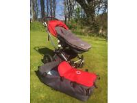 Bugaboo cameleon stroller pushchair buggy pram