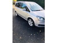 Vauxhall Zafira Sri 1.9 Turbo Diesel, 12 Month MOT, Drive Away Insurance, Outstanding Condition