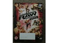 2 3-Disc WWE Collection DVDs
