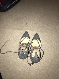 Dorothy Perkins heels size 8 NEVER WORN