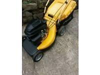 Stiga 21inch self propelled petrol lawnmower