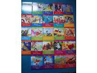 Set of 24 Ladybird Tales Hardback Childrens Books IP1