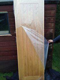 Internal Solid Oak Door