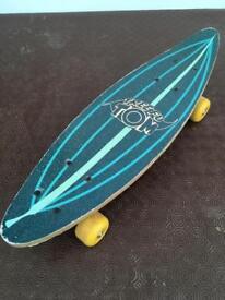 Tree fu Tom mini skateboard