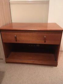 TV table , bed side table and can be used in the reception too. Can be delivered if needed