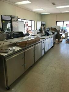 ONLINE RESTAURANT AUCTION NEW / USED APPLIANCES AND SMALL WARES
