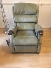 Reclining chair (electric)