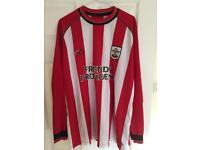Saints fc home shirt - XL - 03/05 season