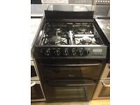 Black cannon gas cooker (fan oven)