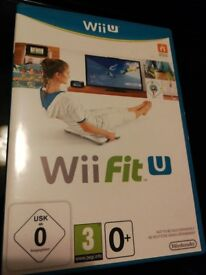 Wii Fit U Game Only