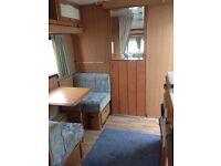 Bessacarr Caravan 4 berth