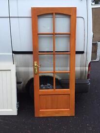 4No glazed internal doors