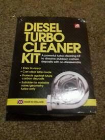 Diesel turbo cleaner kit