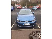 VW Golf TDI Blue motion regretfully for sale
