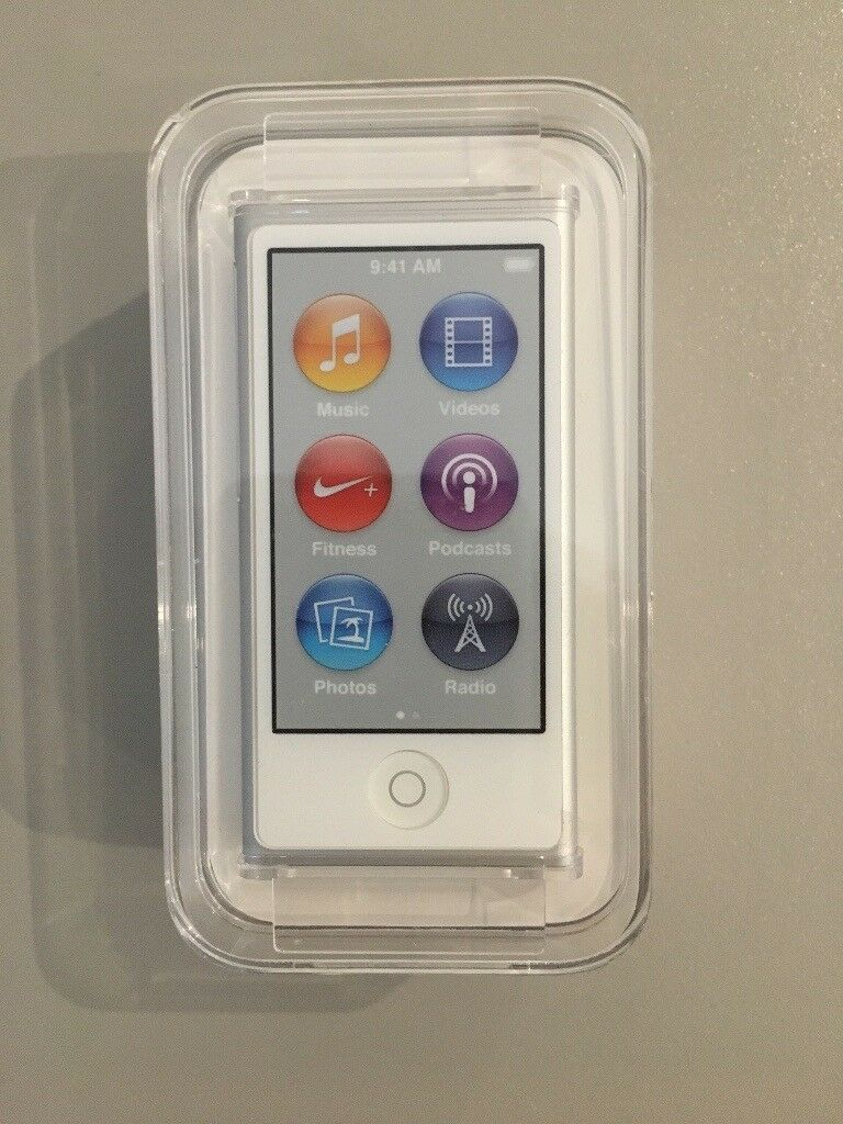 iPod nano 16gb new*