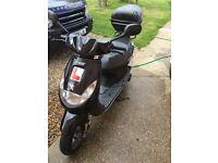 50 cc moped. Peugeot Vivacity