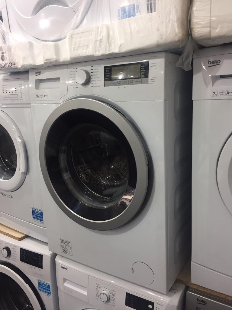10kg A+++ 1400rpm NEW-NEW Beko washing machine warranty included call today-visit us GRADED STOCK