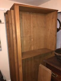 Wooden Bookcase (S)