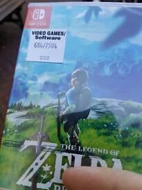 Zelda switch game