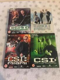 csi Miami dvd box sets
