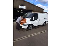 Ford transit fully loaded