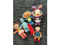 CBeebies toys