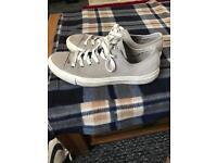 Size 8 converse