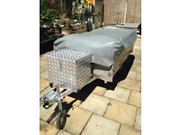 Trigano 4 person trailer tent, excellant condition, Coll from srockport