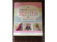 3 knitting books