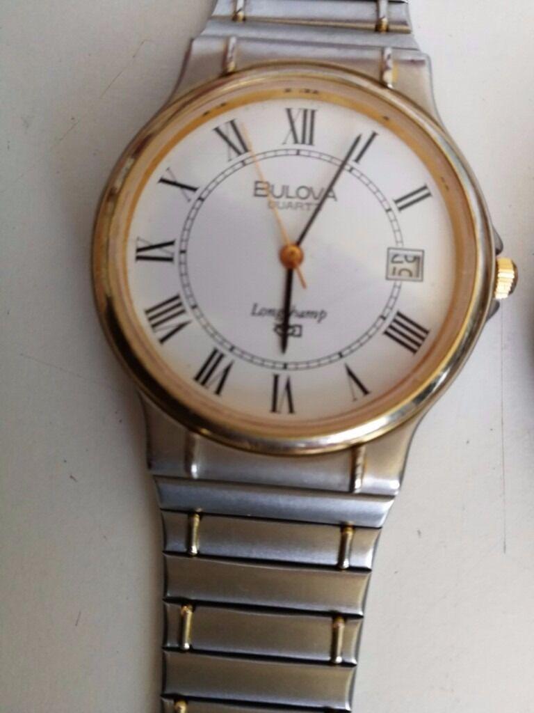 BULOVA mens watch also an artymis watch mensin Beddau, Rhondda Cynon TafGumtree - 2 nice watches bulova is £45 the artimis is 25 TEL 07740085265 pick up only