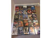 25 genuine war film dvds