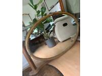 Large oval mirror for sale