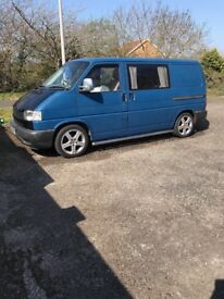 1999 VW T4 Camper/Surf Van 1900TD short wheel base. MOT till Aug 2018. Manual Good SH.