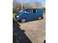 1999 VW T4 Camper/Surf Van 1900TD short wheel base. MOT till Aug 2018. Manual Good SH.