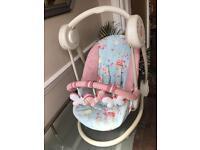 Mama & Papas swinging chair