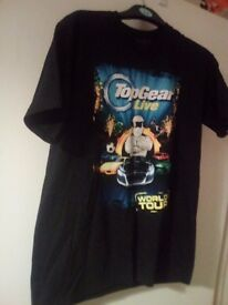 Top gear live T-shirt size small