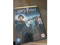 Harry Potter and the Giblet of Fire DVD - Brand New
